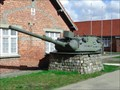 Image for Leopard 1 turret at Leopoldsburg (BEL)