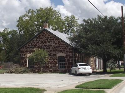 Old Rock Schoolhouse Pleasanton Tx Former Schools On Waymarking Com