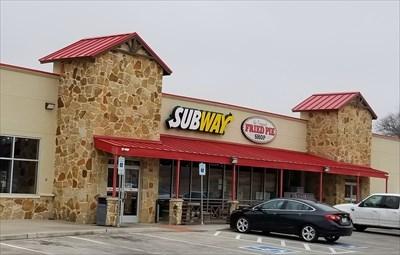 Subway 82 Travel Center Gainesville Tx Subway Restaurants On