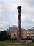 Image for Grand Union Canal Chimney - Limehouse, London, UK