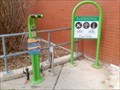 Image for Bike Repair Station, St Laurent Library - Ottawa, Ontario, Canada