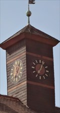 Image for Clock Firehouse Mechtersheim, Germany, RP