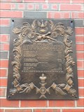 Image for Polish Armed Forces Memorial Plaque - Buffalo, NY