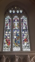 Image for Stained Glass Windows - All Saints - Culmstock, Devon