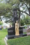 Image for Gov. John B. Connally -- Texas State Cemetery, Austin TX