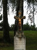 Image for Christian Cross - Predin, Czech Republic