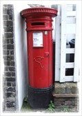 Image for Victorian Post Box - East Cliff, Dover, Kent.