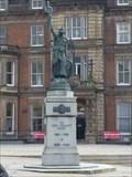 Image for Hanley War Memorial - Hanley, Stoke-on-Trent, Staffordshire, England, UK.