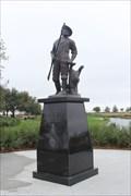 Image for Revolutionary War Veterans Minuteman Memorial -- Pensacola, FL
