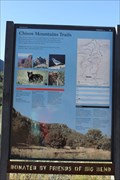 Image for Chisos Mountain Trails -- Window Trail, Big Bend NP TX