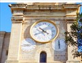 Image for St. John's Co-Cathedral Time-Date-Day Clock - Valletta, Malta