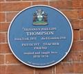 Image for Sylvanus Phillips Thompson, at Bootham School – York, UK