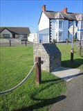 Image for Ship Makers Memorial, Lon Y Hafen, Aberaeron, Ceredigion, Wales, UK