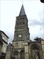 Image for Eglise prieurale Sainte-Croix-Notre-Dame - Chemins de Saint-Jacques-de-Compostelle en France - La Charité-sur-Loire, France, ID=868-024