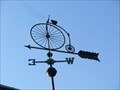 Image for Penny-Farthing Weathervane - Carlisle, PA