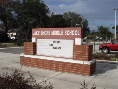 Lake Shore Middle School Jacksonville Fl Civil Defense Fallout