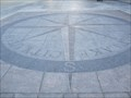 Image for Temple Square Compass Rose - Salt Lake City, Utah