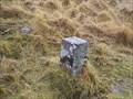 Image for Hart Tor Firing Range 550 Yard Marker, Dartmoor