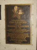 Image for Carl N. Karcher and Margret M. Karcher - Needles, CA