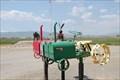 Image for Tractor mailbox - Coalinga California