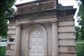 Image for US Capitol Guardhouse High Level Mark - Washington DC