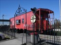 Image for Conrail Caboose @ McDonalds - Mount Holly, NJ
