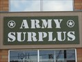 Image for Army Surplus - Kelowna, British Columbia