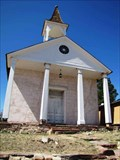 Image for Old Town Presbyterian Mission Church - Las Vegas, New Mexico