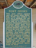 Image for [Whitefish Point] Post Office - Paradise, MI