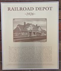 Image for Railroad Depot ·1926·