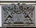 Image for Prague on Magistrate building / Praha na budove Magistrátu - Kafkovo námestí (Prague)