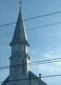 Image for Le clocher de St-Alphonse-Québec-Canada,Canada