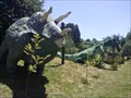 Image for Stegosaurus, Triceratops and Tyrannosaurus Rex - Penafiel, Portugal
