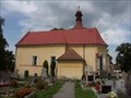 Image for Kostel sv. Jana Krtitele - Mladé Bríšte, okres Pelhrimov, CZ