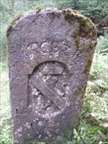 Image for Historic Borderstone (1/4) - Schnaid/ Bayern/ Germany