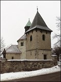 Image for Kostel narozeni Panny Marie / Church of Nativity of Virgin Mary, Holubice, CZ