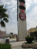 Image for World's Tallest Thermometer - Baker, CA