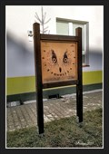 Image for Owl Sundial - Hradec Králové, Czech Republic