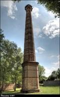 Image for Komín krematoria Richard / Richard crematorium chimney - Litomerice (North Bohemia)