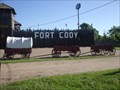 Image for Fort Cody Covered Wagon Replicas