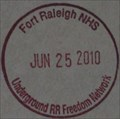 "Image for ""Fort Raleigh NHS - Underground RR Freedom Network"" - Manteo, North Carolina"