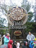 Image for Time Traveler Clock - Silver Dollar City - Branson MO