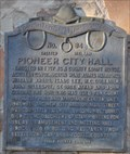 Image for Pioneer City Hall ~- 84