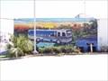 Image for R.V. Motorhome Mural, Starke, Florida