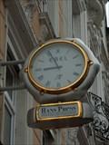 Image for Clock at Simeonstraße 28/29, Trier - Rheinland-Pfalz / Germany