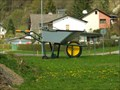 Image for Oversized wheel barrow, Ahrbrück - RLP / Germany