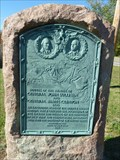 Image for Generals John Sullivan and James Clinton - Lowman, NY