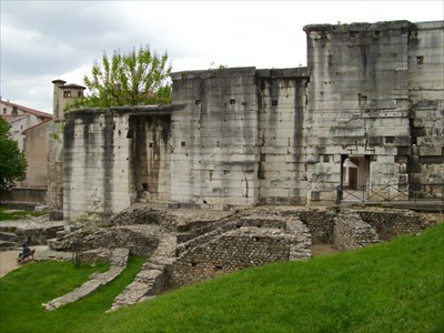 Archaeological Garden of Cybele - Vienne