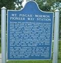Image for Mt. Pisgah - Mormon Pioneer Way Station - near Talmage, Iowa