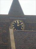 Image for Church Clock - Church of St.Giles and All Saints, High Road, Orsett, Essex. RM16 3ER